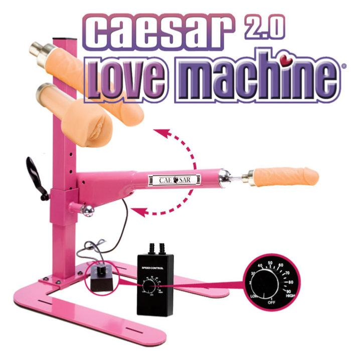 CAESAR SEX MACHINE 2.0 Love Machine